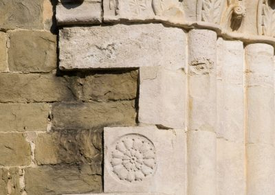 Complesso Templare di San Bevignate_Portale