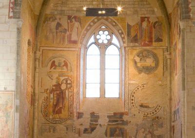 Complesso Templare di San Bevignate_Abside