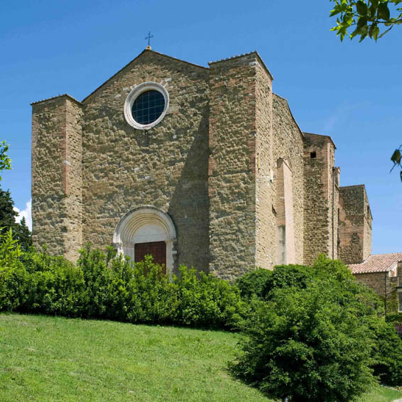 Complesso Templare </br> di San Bevignate