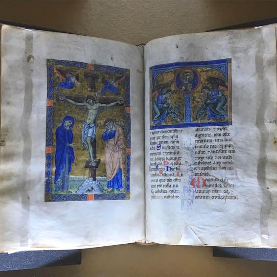 Messale di </br> San Giovanni d'Acri