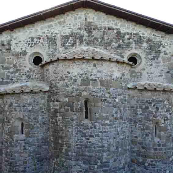 Santa Maria </br> di Foro Cassio