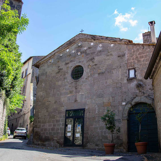 Santa Maria </br> in Carbonara