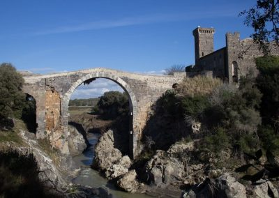 Il ponte e la Rocca